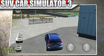 Suv car simulator 3