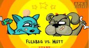 Fleabag and mutt battle