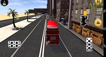 London bus simulator 3d