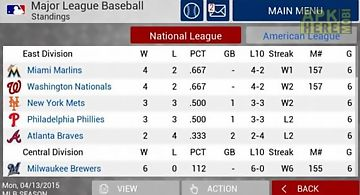 Mlb manager 2015 personal