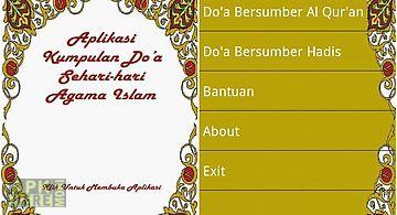 Doa-doa islam