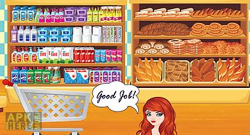 Polly shopping list game