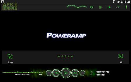 poweramp skin antrax
