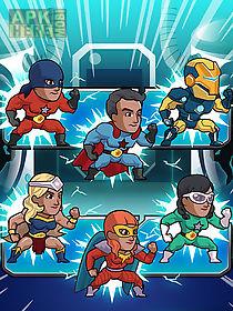 super league of heroes: comic book champions