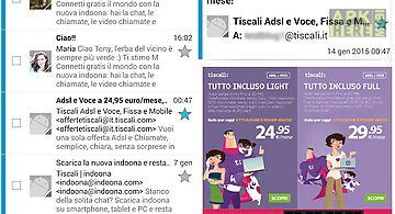 Tiscali mail