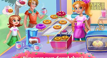 My sweet bakery - donut shop