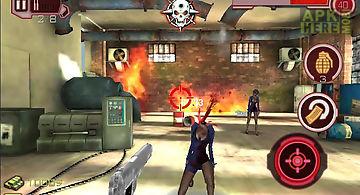 Zombie sniper 3d ii