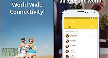 🏅waple-wifi sharing platform