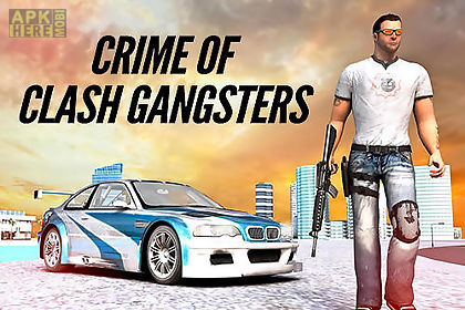 crime of clash gangsters 3d