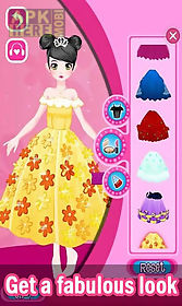 dress up! pretty princess