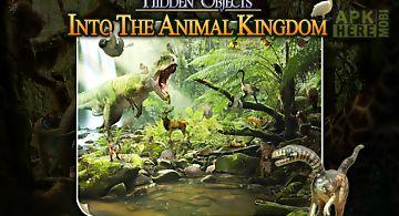 Hidden objects: animal kingdom