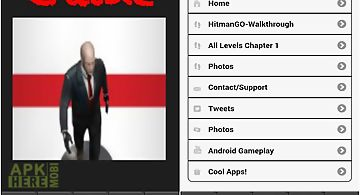 Hitman go pro guide and walkthro..