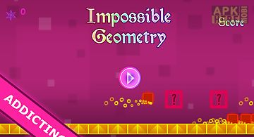 Impossible geometry: meltdown