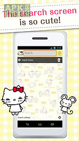 kawaii widget hello kitty