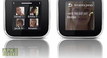 Phonebook smart extras™