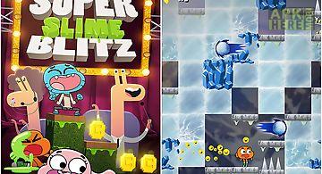 Super slime blitz: gumball