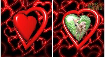 Valentine heart3d