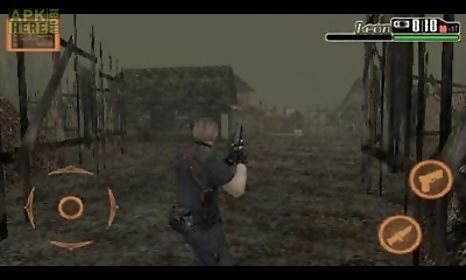 Biohazard 4 Mobile Resident Evil 4 For Android Free Download At