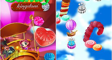Candy kingdom: travels