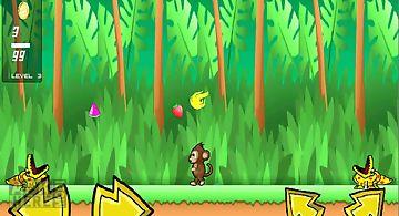 Jungle monkey and croc 2
