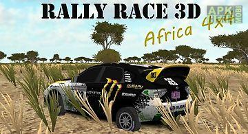 Rally race 3d: africa 4x4