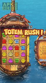 totem rush: match 3 game