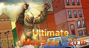 Ultimate monster 2016