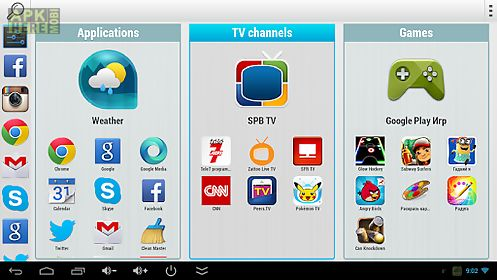 Android tv launcher apk
