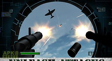 Navy air gunner war 3d