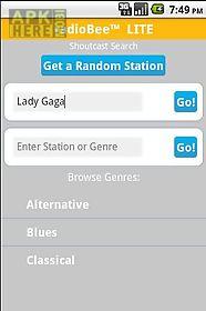 radiobee lite - radio app
