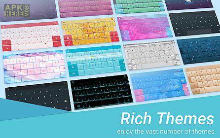 touchpal hello pluto theme