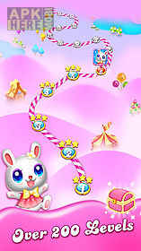 candy fantasy: story sweet