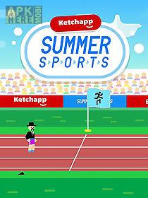 ketchapp: summer sports