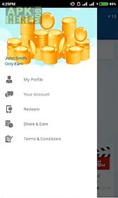 only earn - get free recharge