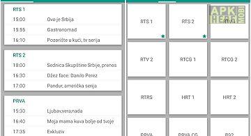 Televizijski program srbija