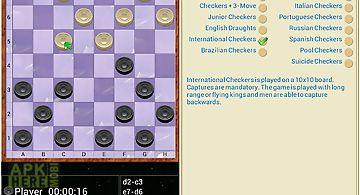 Checkers v+