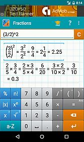 Fraction calculator by mathlab for Android free download at Apk Here