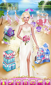 seaside wedding salon girl spa