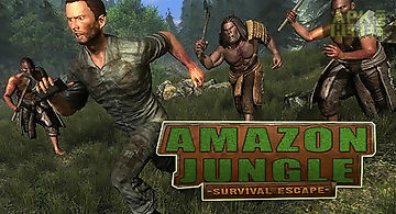 Amazon jungle survival escape