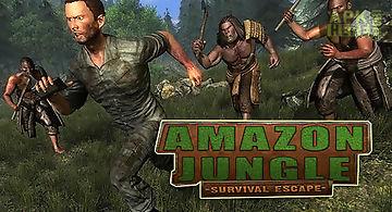 Amazon jungle survival escape