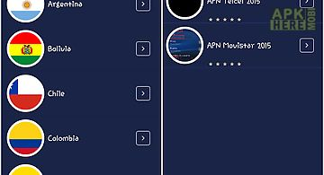 Hspa+ tweaker (3g booster) for Android free download at Apk