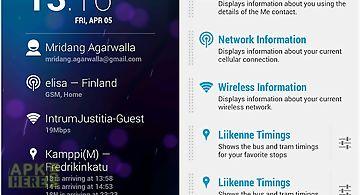 Dashclock wireless extension