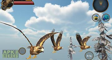 Eagle bird game