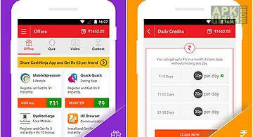 Gigato: free data recharge for Android free download at Apk Here