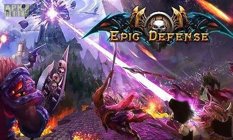 epic defense: origins