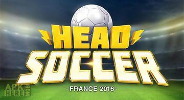 Euro 2016. head soccer: france 2..