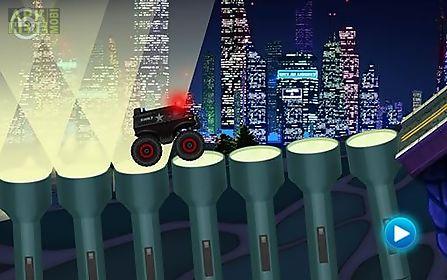 fun kid racing: police monster truck