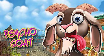 Goat simulator: psycho mania