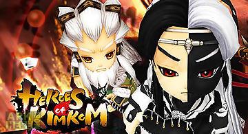 Heroes of kimkom