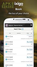 ixigo bus volvo ticket booking